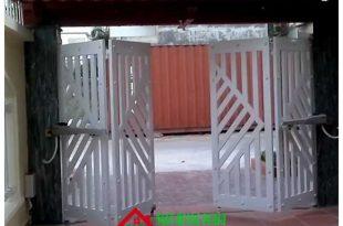 Dịch vụ làm cổng sắt tại quận 2
