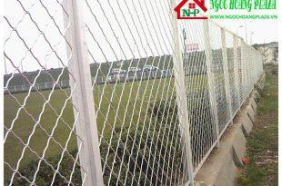 Làm hàng rào sắt tại quận 2 TP HCM