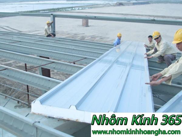 Thợ làm mái tôn tại quận 3 TP HCM